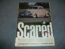 "1937 Chevy 2-Door Coupe Drag Car Article ""Scared Straight"" 6cyl Turbo"
