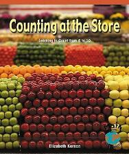 COUNTING AT THE STORE - NEW PAPERBACK BOOK