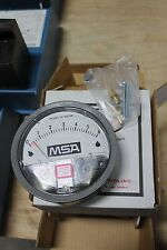 """NEW MSA  DWYER MAGNEHELIC 1.0 TO 1.0"""" OF WATER"""