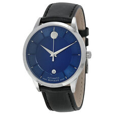Movado 1881 Stainless Steel Mens Watch 0606874