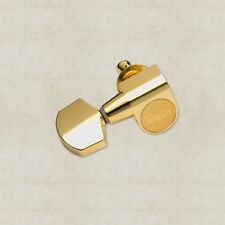 Taylor Replacement Set of Tuners, Gold, Taylor Logo