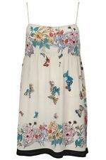 RARE KATE MOSS TOPSHOP ORIENTAL BUTTERFLY SILK DRESS AS SEEN ON ELEANOR CARDLE 6