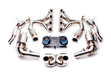 IPE Full Exhaust System For Ferrari 458 Italia Spider Evolution Edition
