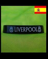 PULSERA SILICONA ★★ FUTBOL LI NEGRA ★★ SILICONE WRISTBANDS FOOTBALL futbol