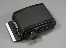 "Graflex Graphic ""23"" 2x3 2¼x3¼"" Roll Film Holder 6x9 for 120 Film - Working"