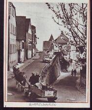 1976  --  VOITURE A CHEVAL  A GIMMELDINGEN   Z174