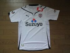 Shimizu S-Pulse 100% Official Original Japan Soccer Jersey L BNWT 2009 J-League