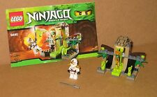 9440 LEGO Ninjago Venomari Shrine – 100% Complete w Instructions EX COND 2012
