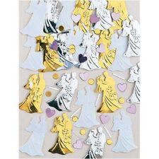 Confettis de table couples de mariés coeurs Sachet de 14 gr pacs Mariage [36855]
