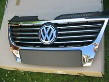 VW Passat B6 3C original front grille chrome Highline chrome Grill with emblem