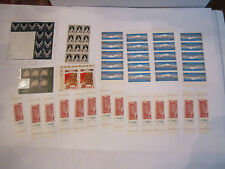 LOT OF MINT & USED U.S. STAMPS & RUSSIAN STAMPS AND MUCH MOR - SEE PICS - TUB BB