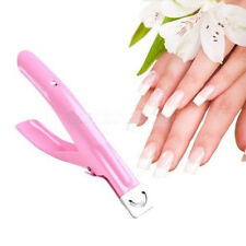 1 PCS Pro Nail Art Edge Cutter Acrylic False Nail Clipper Tips Manicure Tool