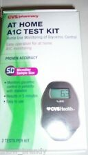 CVS PHARMACY A 1C Self Check At Home A1C System 2 Test Kit  for GLYCEMIC CONTROL