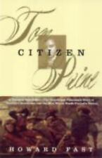 Citizen Tom Paine by Howard Fast (1994, Paperback)