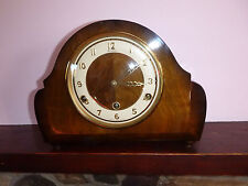 WESTMINSTER CHIME MANTEL CLOCK PERIVALE BENTIMA