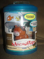 New 2002 Tomy Micropets Voice Activated COCO Cat Interactive Pet