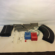MARX FLYOVER SPEEDWAY AUTO RACING SET VINTAGE RACING SLOT CAR TOY
