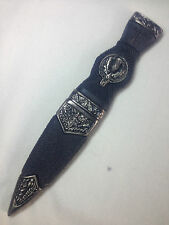 Dummy Antique Gents Thistle Crest Sgian Dubh Antique - SD0016