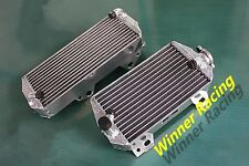 40mm braced aluminum radiator for Suzuki RMZ 450 2008-2016 Left+Right