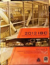 2012 IBC Structural/Seismic Design Manual Vol 5: Isolated and  Damping Building