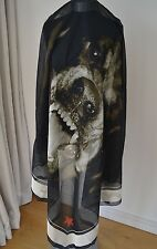 NEW AUTHENTIC GIVENCHY ICONIC X LARGE ROTTWEILER  SCARF Made in Italy