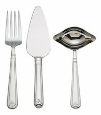 Thomas O'Brien by Reed & Barton Austin Bee 3-Piece Stainless Steel Serve Set