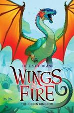 Wings of Fire Book Three: The Hidden Kingdom, Sutherland, Tui T., Acceptable Boo