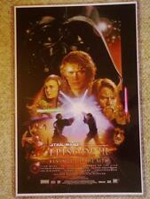 Star Wars Episode 3  Revenge of the Sith ~11x17 Movie mini poster  repro