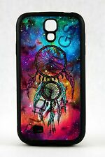 Fox Fur Nebula Galaxy Space Dreamcatcher Case Cover For SAMSUNG GALAXY S4 I9500