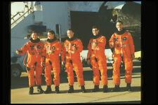 323035 SHUTTLE Crew A4 FOTO STAMPA