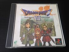 Dragon Quest 7 PlayStation Role Playing Game
