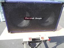 2X12  Marshall Boogie Cabinet Purple Celestion Vintage 30 WGS Reaper