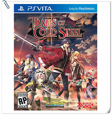 PSV The Legend of Heroes Trails of Cold Steel II VITA RPG Games Xseed