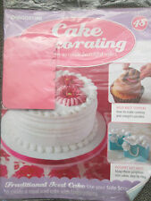 Deagostini Cake Decorating Magazine ISSUE 48 & 2 SIDE SCRAPERS
