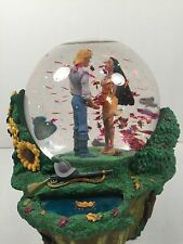 Disney Pocahontas Snowglobe Musical John Smith Colors of the Wind