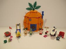 LEGO SpongeBob Good Neighbours at Bikini Bottom 3834 Set w/ Mini Figures