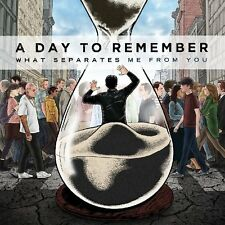 WHAT SEPERATES ME FROM YOU A DAY TO REMEMBER CD NEW