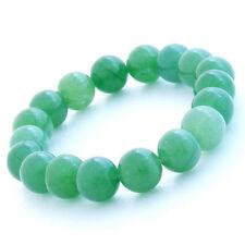 Bracelet Jade en pierre semi-précieuse perles 10 mm (ST10-JAD)