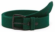 "Alpinestars WOOLY Mens 42"" Belt Size Medium Forest Green NEW"