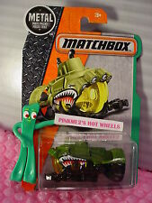 2016 MATCHBOX #113 DEEP DIVER☆Army Green/Black☆EXPLORERS☆metal