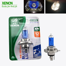 1X XENCN HS1 P43t 12V 35/35W 5300K Motorcycle Bulb Blue White OEM  Halogen Lamp