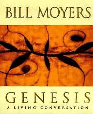 Genesis: A Living Conversation (SIGNED), Bill Moyers, Good Book