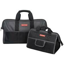 """Craftsman 16"""" 20"""" inch Tool Bag Combo Storage Pouch Organizer Carrying Case"""