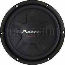 PIONEER TS-W261S4 CAR AUDIO STEREO 4 OHM 10 INCH SUB WOOFER SUBWOOFER TSW261S4