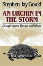 An Urchin in the Storm: Essays About Books and Ideas, Gould, Stephen Jay, Good B