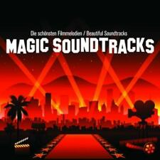 CD Magic Soundtracks Of Famous Films von Various Artists  4CDs