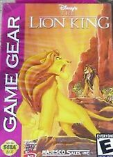 Lion King NEW factory sealed for Sega Game Gear