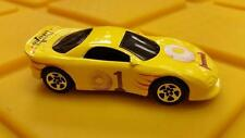 RARE CIRCLE 1993 CHEVY CAMARO * YELLOW - HW TATOO MACHINES * 1:64 HOT WHEELS