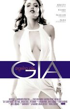 Gia movie poster  : 11 x 17 inches  - Angelina Jolie poster