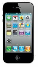 Apple iPhone 4S 8GB Factory Unlocked GSM 8MP Camera Dual-Core Smartphone - Black